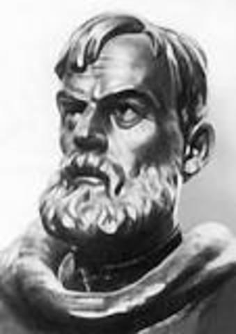 Дежнев Семён Иванович-русский мореплаватель, первооткрыватель пролива между Азией и Америкой