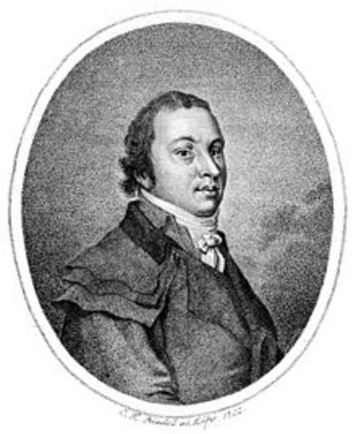 Peter Hänsel (1770-1831) German-Austrian composer and violinist.