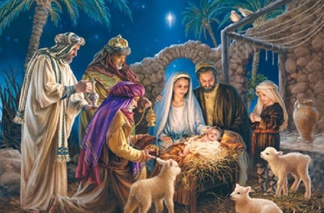 Jézus születése 1.