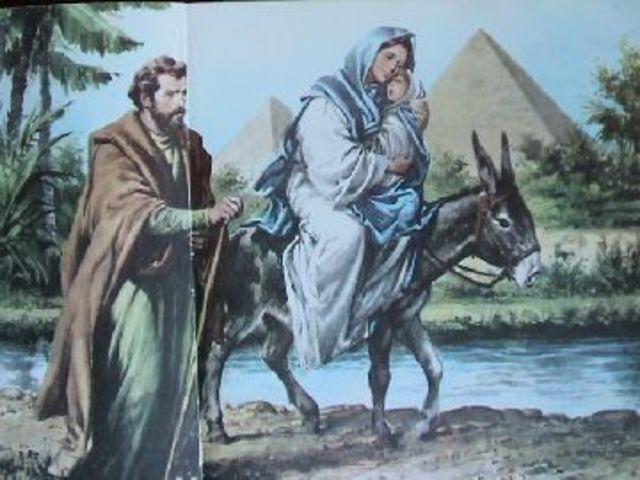 Menekülés Egyiptomba 2.