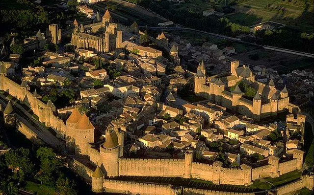 The Siege Of Carcassonne