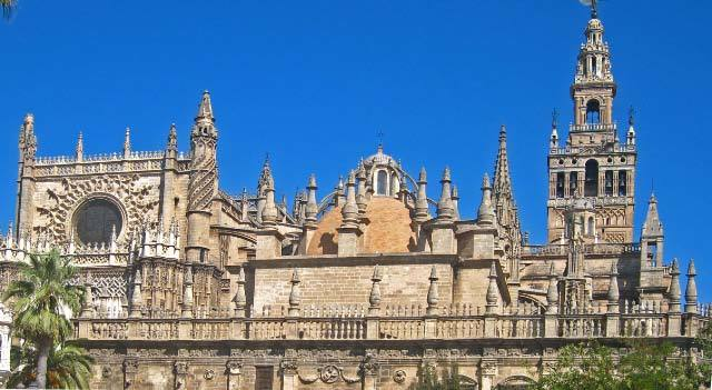 Great Mosque of Seville