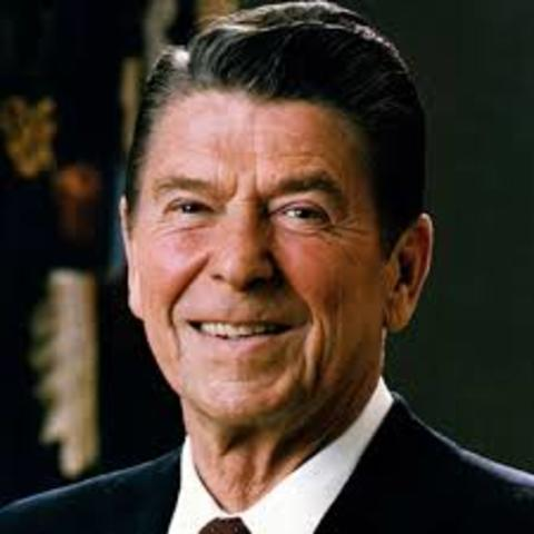 Reagan Wins Reelection Over Mondale