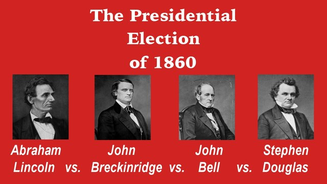 Election of 1860 (Political)