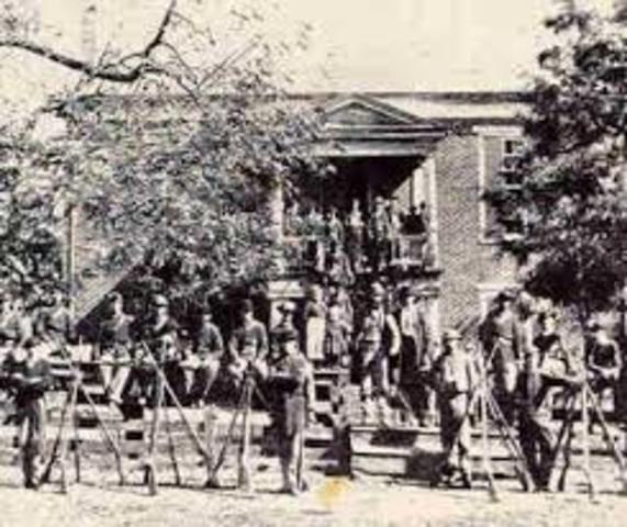 Appomattox Courthouse (Battle)