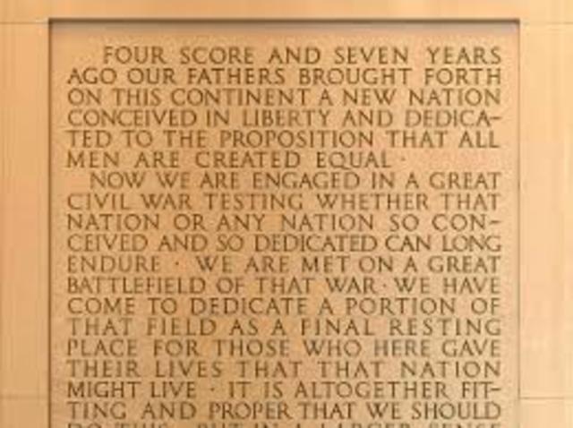 Gettysburg Address (Political)