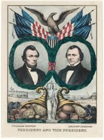 Election of 1864 (Political)