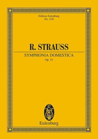 Richard Strauss (1864-1949) was a musicians.