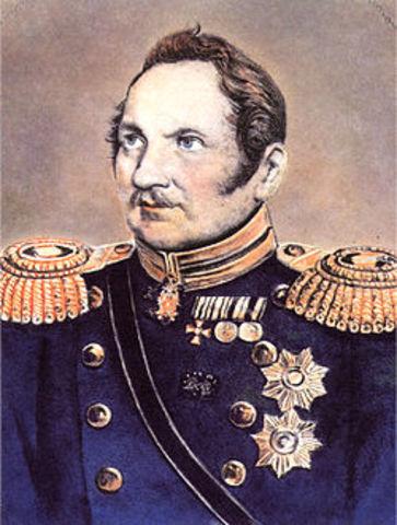Беллинсгаузен, Фаддей Фаддеевич(1778-1856 гг)
