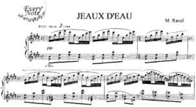Ravel (1875-1937) was a musicians