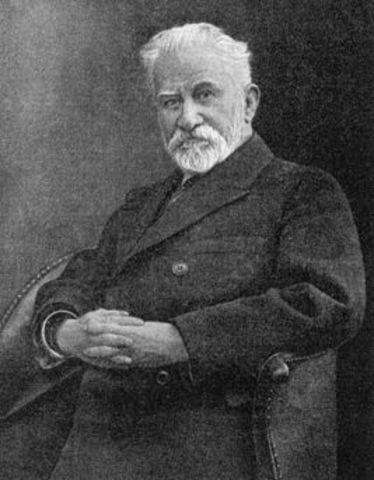 Дми́трий Никола́евич Ану́чин (27 августа (8 сентября) 1843, Санкт-Петербург — 1923, Москва)