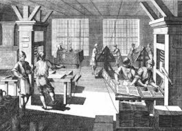 La imprenta industrial