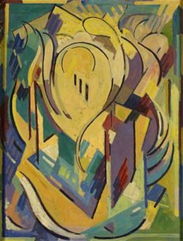 Albert Gleizes (French: 8 December 1881 – 23 June 1953) was a French artist, theoretician, philosopher, a self-proclaimed founder of Cubism and an influence on the School of Paris.