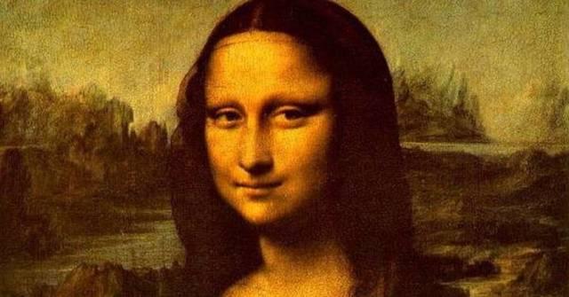 Da Vinci Finishes the Mona Lisa
