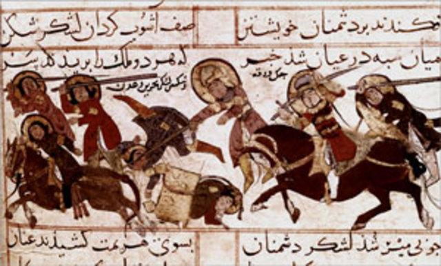The Fall of the Abbasid Dynasty(Political)