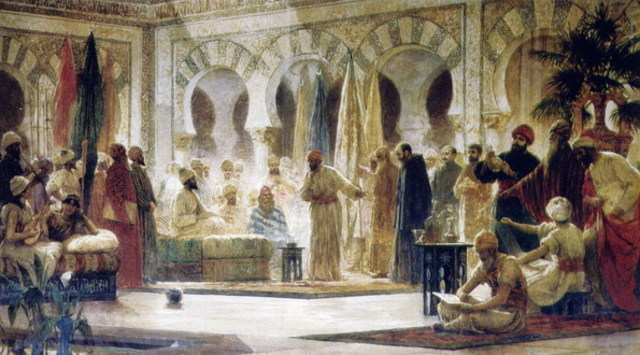 Abd Al-Rahman's reign