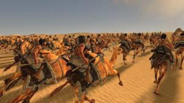 Rise of Umayyad Dynasty