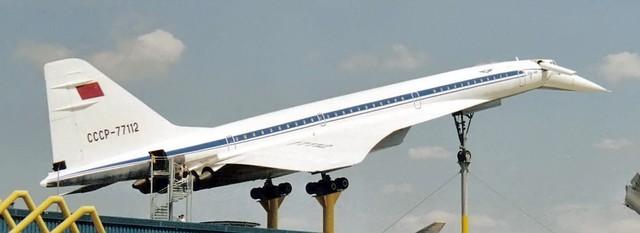 Aparece El Túpolev Tu-144, El Primer Avión Comercial Supersonico