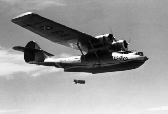 Consolidated PBY Catalina, Llegan Los Materiales Compuestos