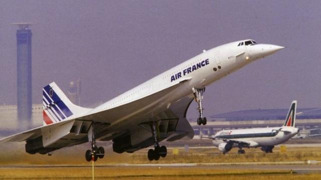 Aérospatiale-BAC Concorde, Inicia La Automatización Computarizada