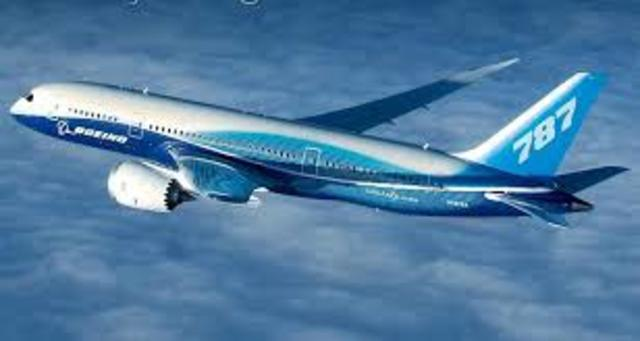 Se Anuncia El Boeing 787, La Cuspide De La Aviación Civil