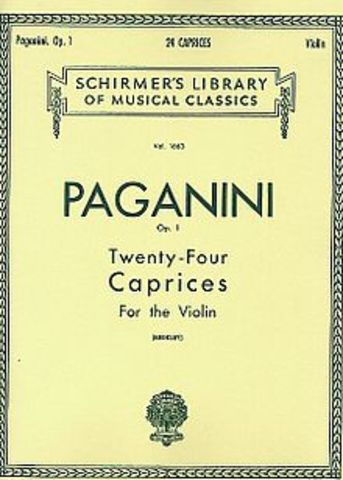 Niccoló Paganini (musician)