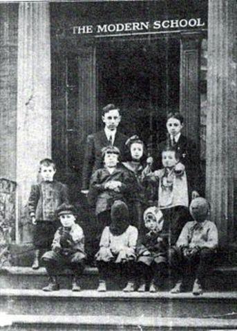 Primeira escola moderna fundada no Brasil