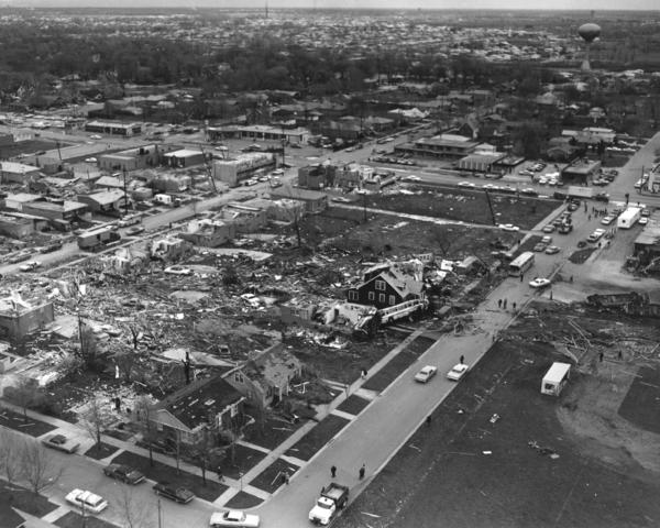 Mississippi Tornado Outbreak (1966)