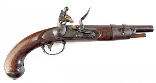 Flint-Lock Firearms