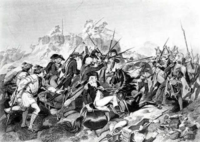 Battle of Saratoga's contribution to America winning the war