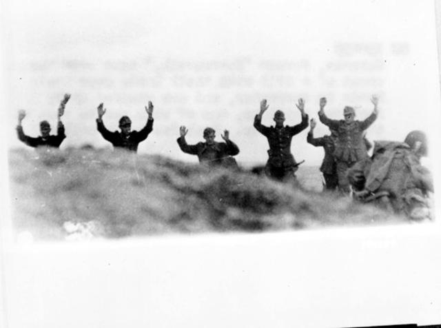 French Union Garrison Surrender to Viet Minh
