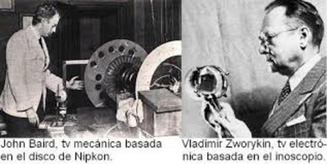 Invención de la tele fotografía.