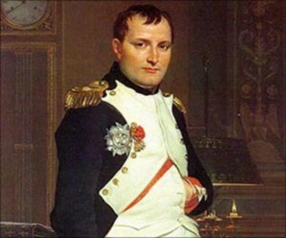 Comienzo del Ascenso de Napoleón