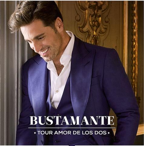 BUSTAMANTE TOUR AMOR DE LOS DOS - ROQUETAS DE MAR, ALMERÍA