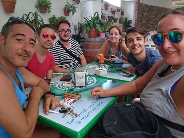 Día en Padules , Almería - Día Internacional de la Amistad