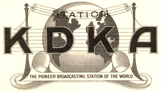 Commercial Radio Broadcasting begins