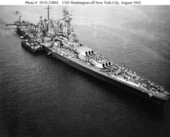 Washington Naval Disarmament Conference