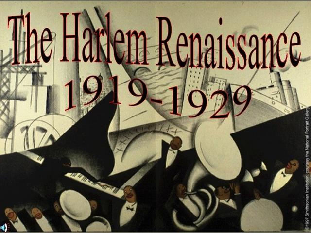 Harlem Renaisannce