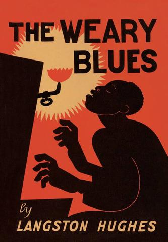 Langston Hughs published the Weary Blues.