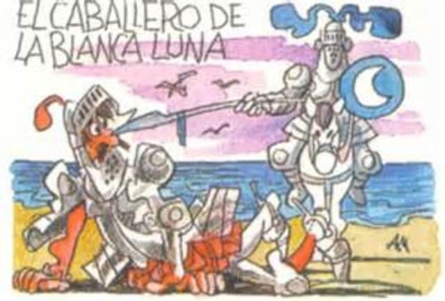 El Caballero de la Blanca Luna
