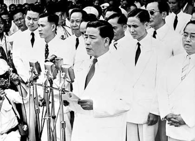 Diem Declared South Vietnam an Independent State as Republic of Vietnam