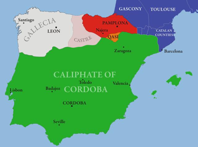 Muslim Empire in Spain