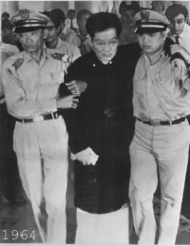 President Diem Overthrown and Executed