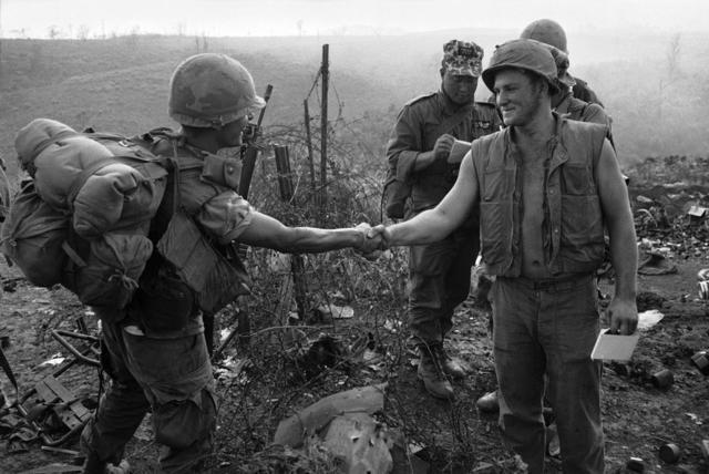 United States Deploys 3,500 Marines to South Vietnam