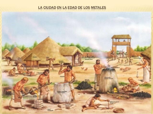 Edad de los Metales