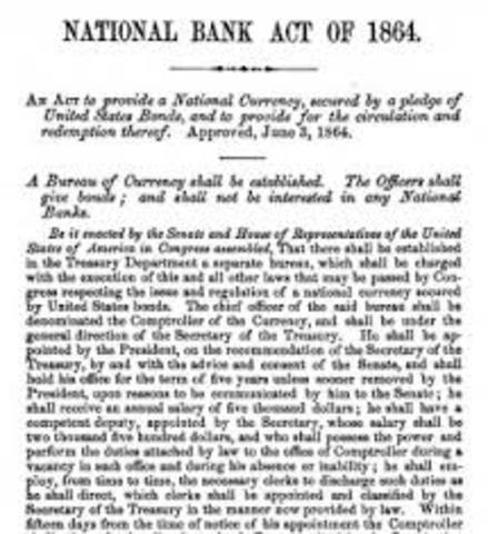 National Banking Acts