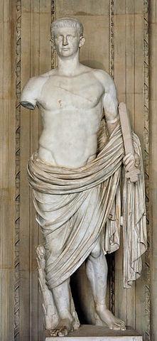 Claudio 41 d.C hasta el 54 d.C