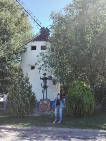 RUTA DEL QUIJOTE // ARGAMASILLA DE ALBA