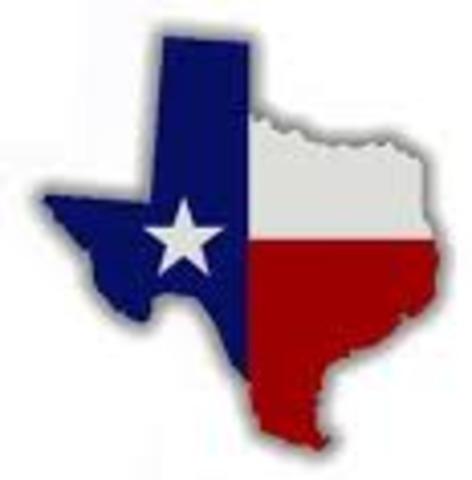 trip alone to Texas