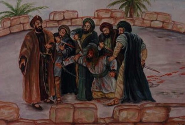 Hussein is Assasinated